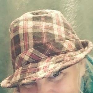 Ladies Fedora style hat
